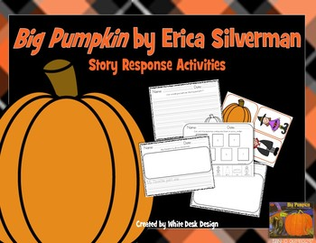 Big Pumpkin NO PREP Retelling Props