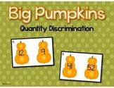 Big Pumpkin: Quantity Discrimination