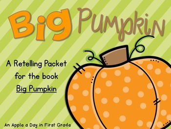 Big Pumpkin Retelling