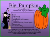 Big Pumpkin: Speech and Language Companion