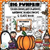 Halloween Crafts: Big Pumpkin Crafts: Big Pumpkin Activities