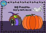 Big Pumpkin Story Sequence