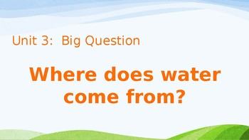 Big Question Posters