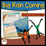 Big Rain Coming | Australian Indigenous Aboriginal Weather & Seasons