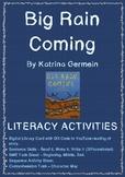 Big Rain Coming by Katrina Germein Literacy Activities
