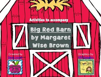 Big Red Barn Activities