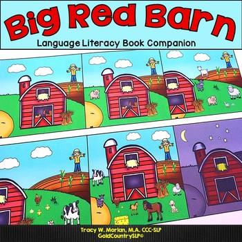 Big Red Barn - A Language & Literacy Book Companion
