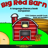 Big Red Barn - A Language & Literacy Book Companion
