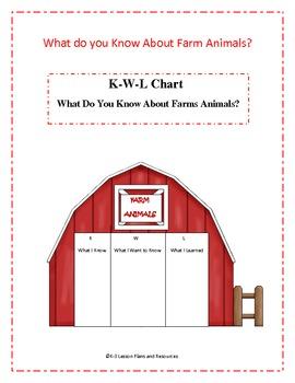 Big Red Barn Farm Animals