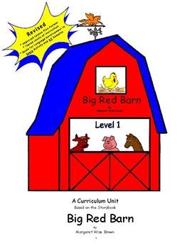 Big Red Barn Level 1 Digital Version