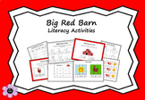 Big Red Barn - Literacy Activities