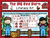 Big Red Barn Literacy Kit