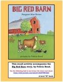 Big Red Barn ~recall activity