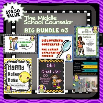 Big School Counseling Bundle #3