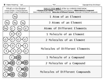 Big Science 1  Matter  05  Matter Matching
