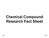 Matter  16  Chemical Compound Report on Physical Chemical Properties & Safety