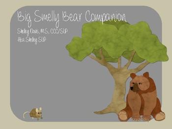 Big Smelly Bear Book Companion