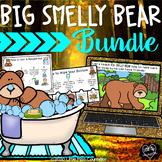 Big Smelly Bear:  Hygiene Bundle for Early Childhood