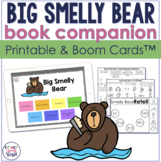 Big Smelly Bear Speech Activities | Boom™ Cards and Print