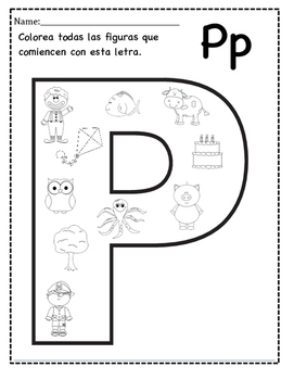 Big Spanish Alphabet Book