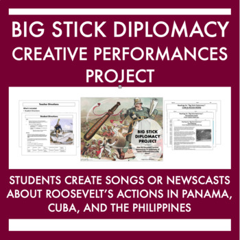 Big Stick Diplomacy Performances