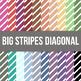 Big Stripe Diagonal Digital Background Paper - Commercial Use Allowed