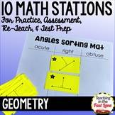 Geometry Stations