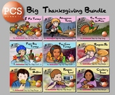 Big Thanksgiving Bundle - Animated Step-by-Steps - PCS