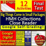 Big Things Come in Small Packages Digital Activities HMH Collections Close Read
