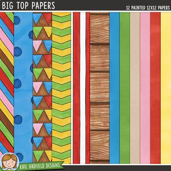 Big Top Digital Papers