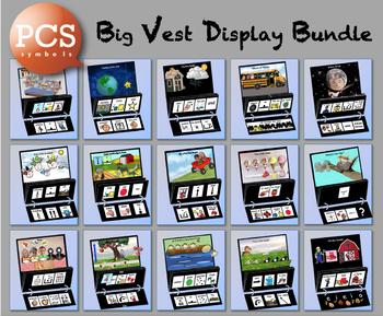 Big Vest Display Bundle - PCS
