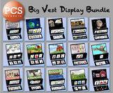 Big Vest Display Bundle - PCS