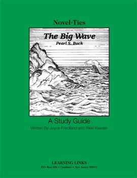 Big Wave - Novel-Ties Study Guide
