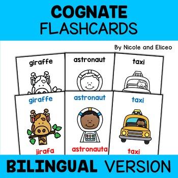 Spanish Word Work Flashcard Bundle