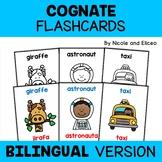 Spanish Cognate Flashcards