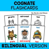 Spanish Cognate Flashcards