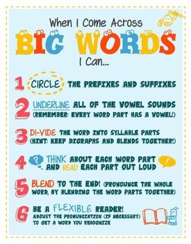 Big Words Strategy