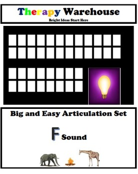 Big and Easy Articulation Set  (F Sound)