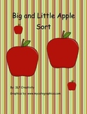 Big and Little Apple Sort