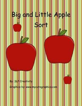 Big and Little Apple Sort