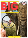 Big and Little - Nonfiction Readers (Four Levels) and Questions