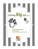 Big and Little Sort - Autism Spectrum Disorders