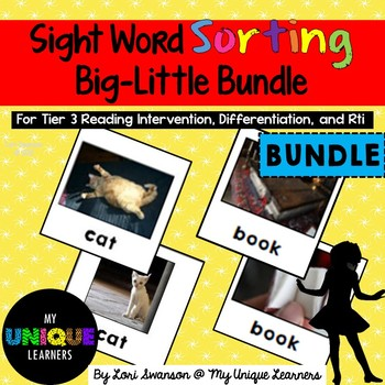 Big and Little Sort Bundle