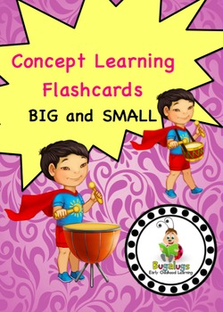 Big and Small Concept Learning Flashcards