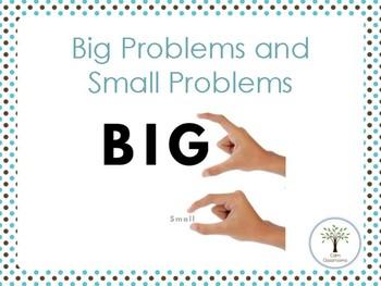 Big and Small Problems - A Social Narrative
