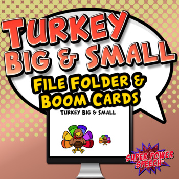 Big and Small Turkey Sort (FREE)