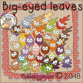 Big-eyed leaves