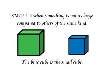 Big or Small Book