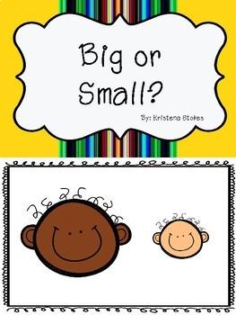 Big or Small Work Task
