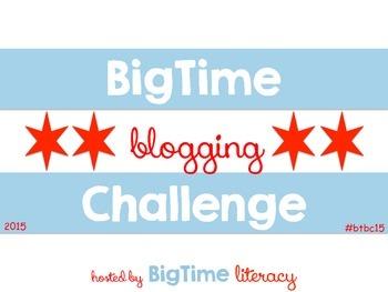 BigTime Blogging Challenge 2015 #btbc15
